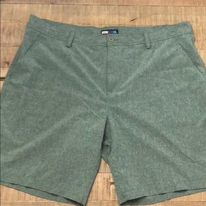 2 for $20   Lightweight stretchy shorts